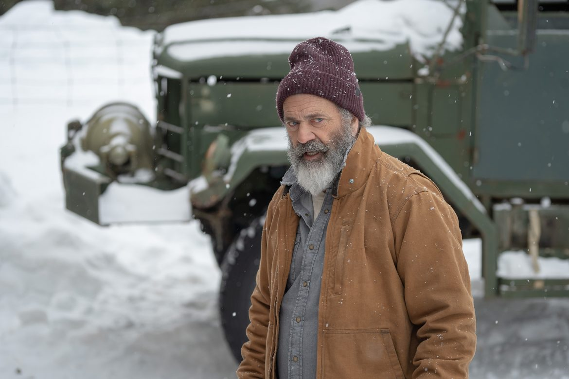 'Fatman' review: Mel Gibson is the worst Santa of all time