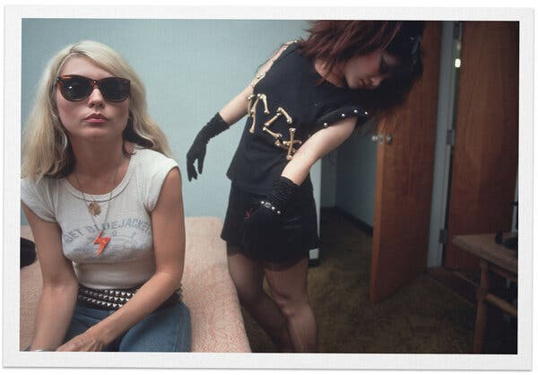 Overlooked No More: Anya Phillips, Fashion Influencer in New York's Punk Scene