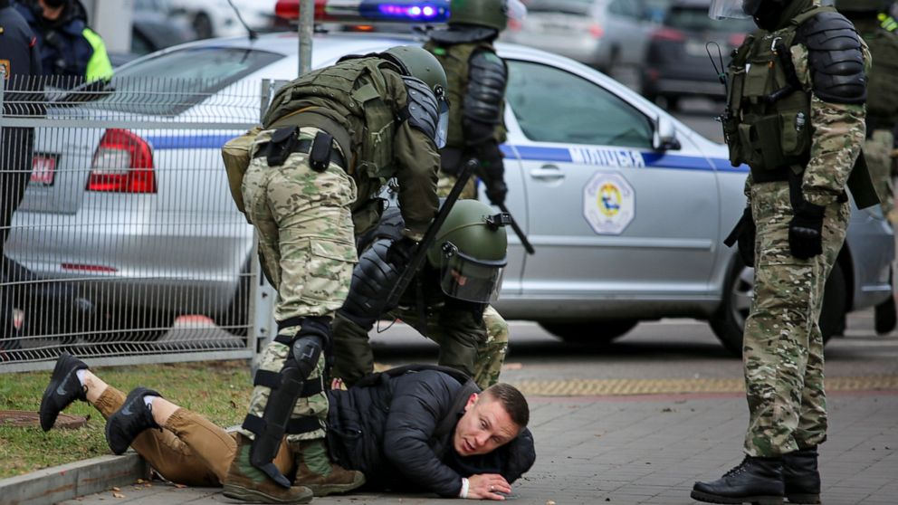 Western nations decry Belarus crackdown at UN rights review