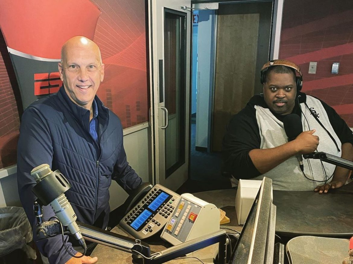 ESPN 1000 recharged under first-year market manager Mike Thomas