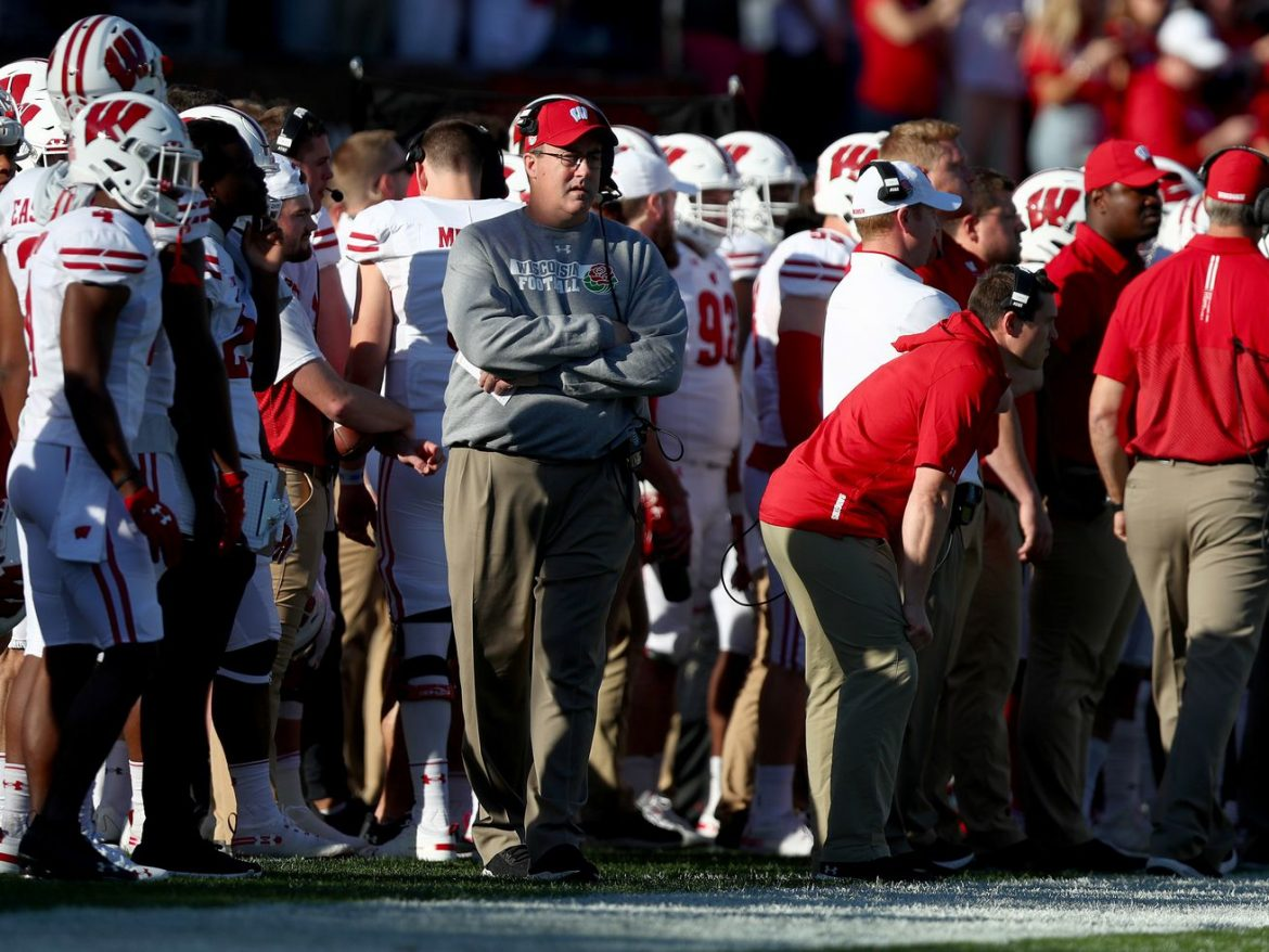Wisconsin cancels game with Purdue due to COVID-19 outbreak