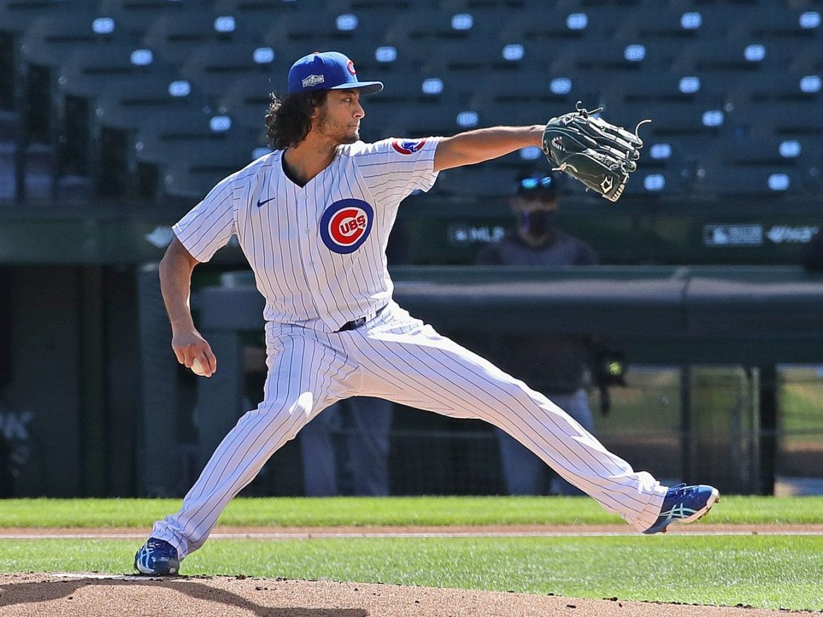Cubs' Yu Darvish deserving of a satisfying Cy (Young)