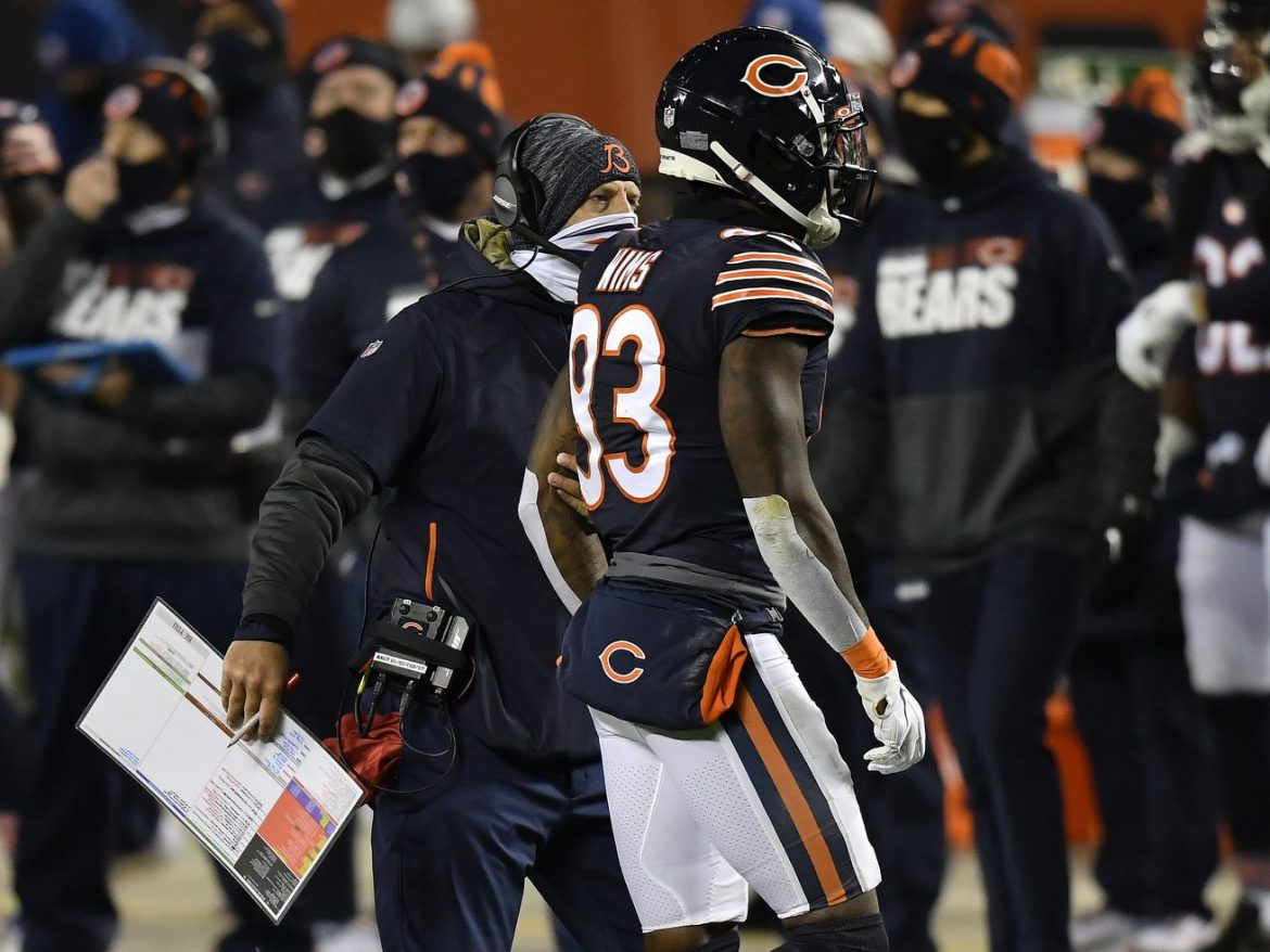 Bears WR Javon Wims suspended 2 games