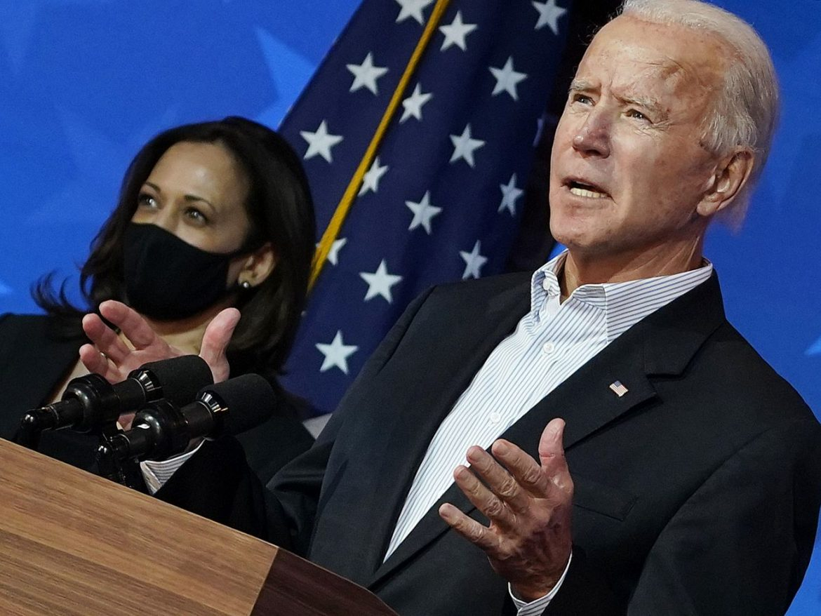 The latest: Biden sees path to 270 as he advances in Georgia; Trump falsely attacks election integrity