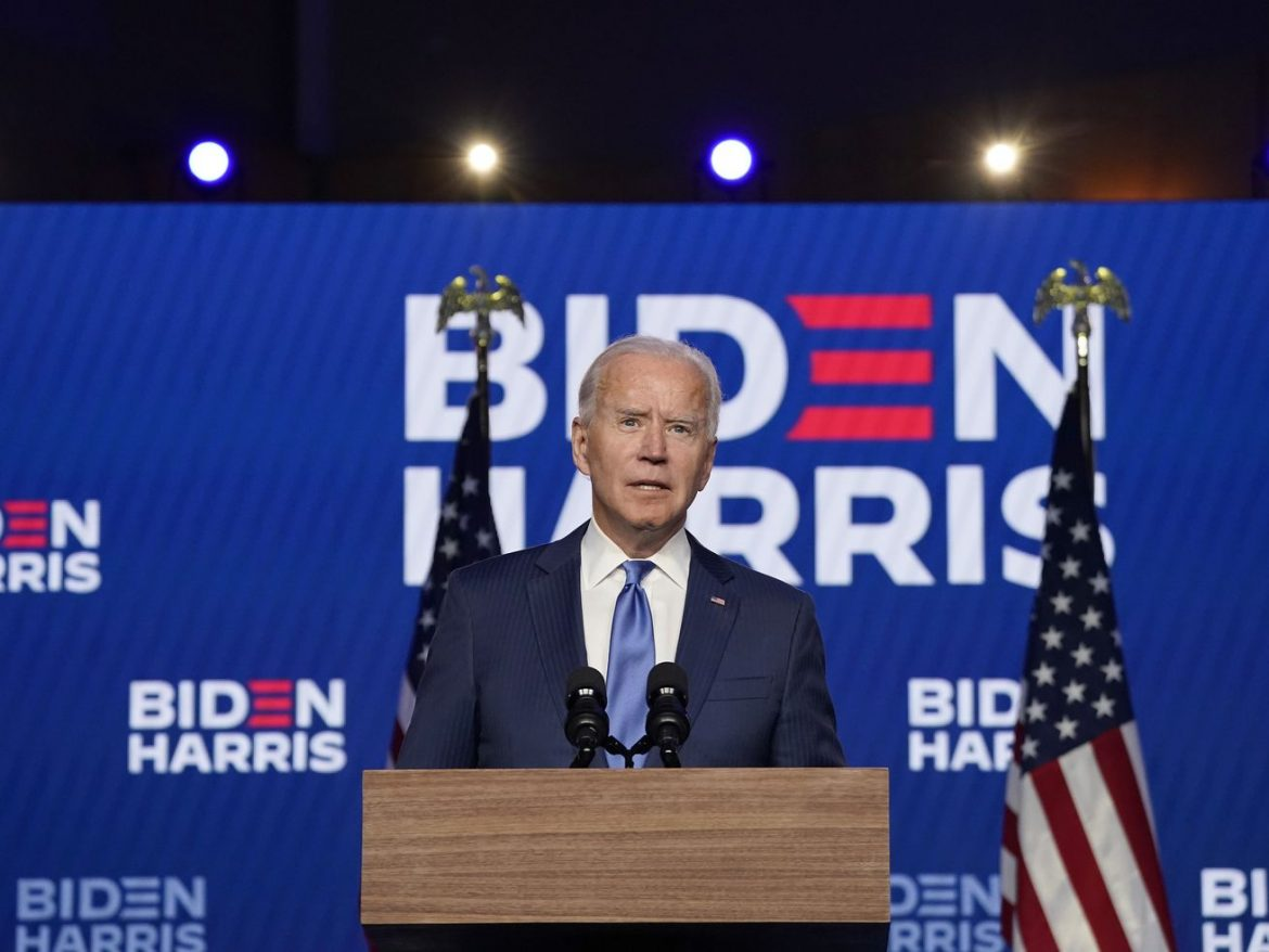Read full text of Biden's Friday remarks: 'We're beating Donald Trump'