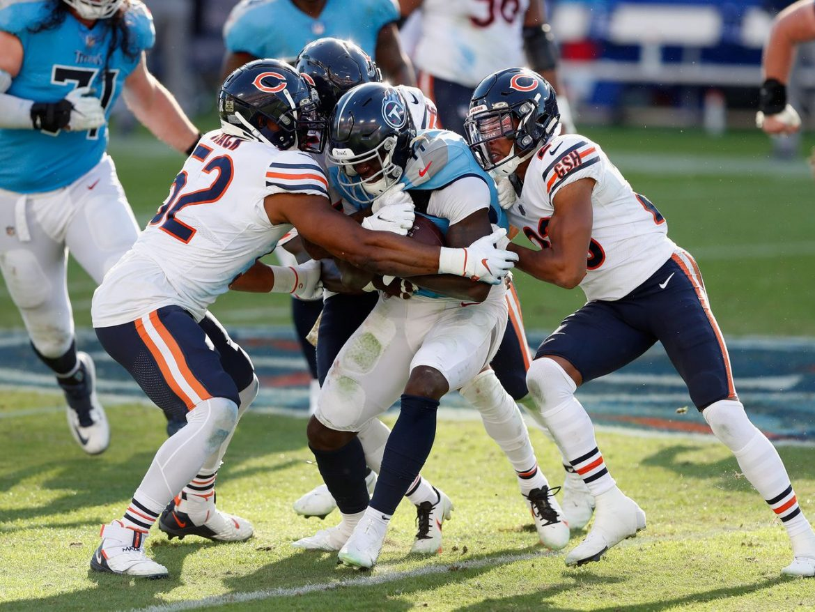 For Bears, a defense is a terrible thing to waste