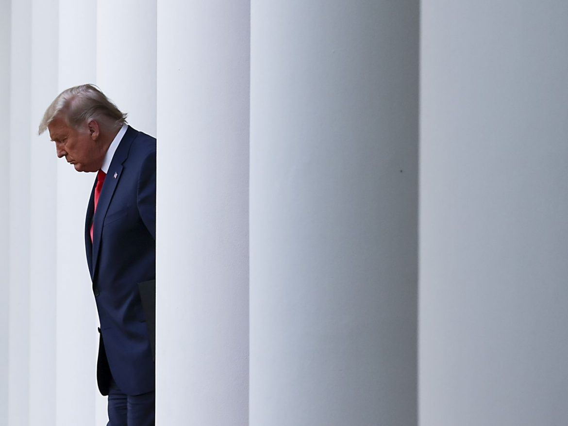 Time for the GOP to tell Trump it's over