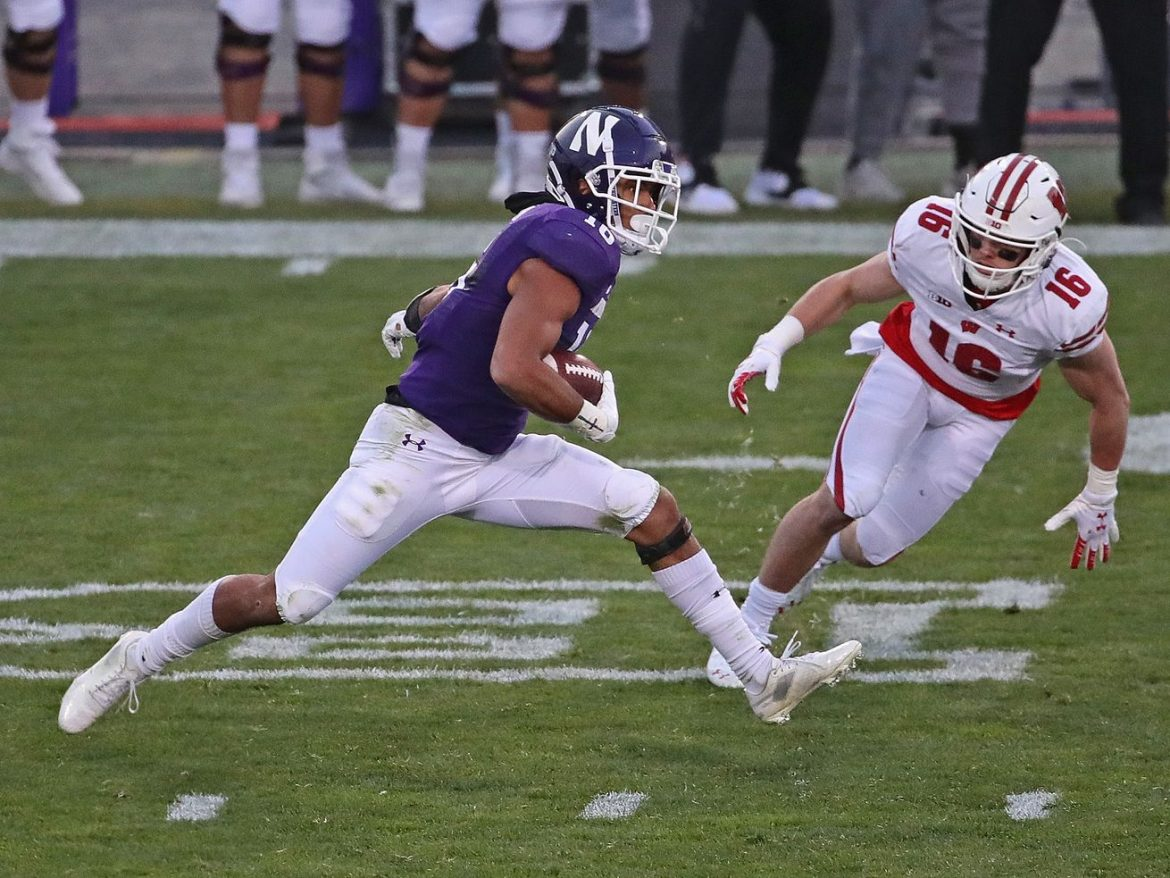 We're No. 11! For Northwestern, best ranking since 1996 is merely a start
