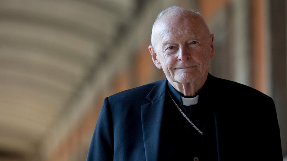 A look at the lawsuits against ex-Cardinal McCarrick