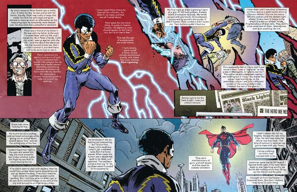 Inside the 'Other History' of Comic Book Superheroes