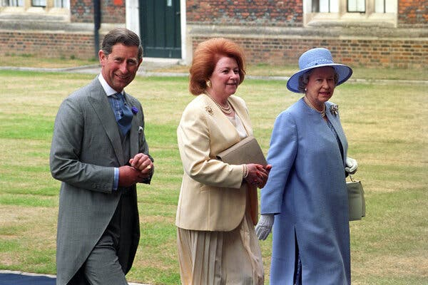 Lady Elizabeth Anson, Party Planner to the Royals, Dies at 79