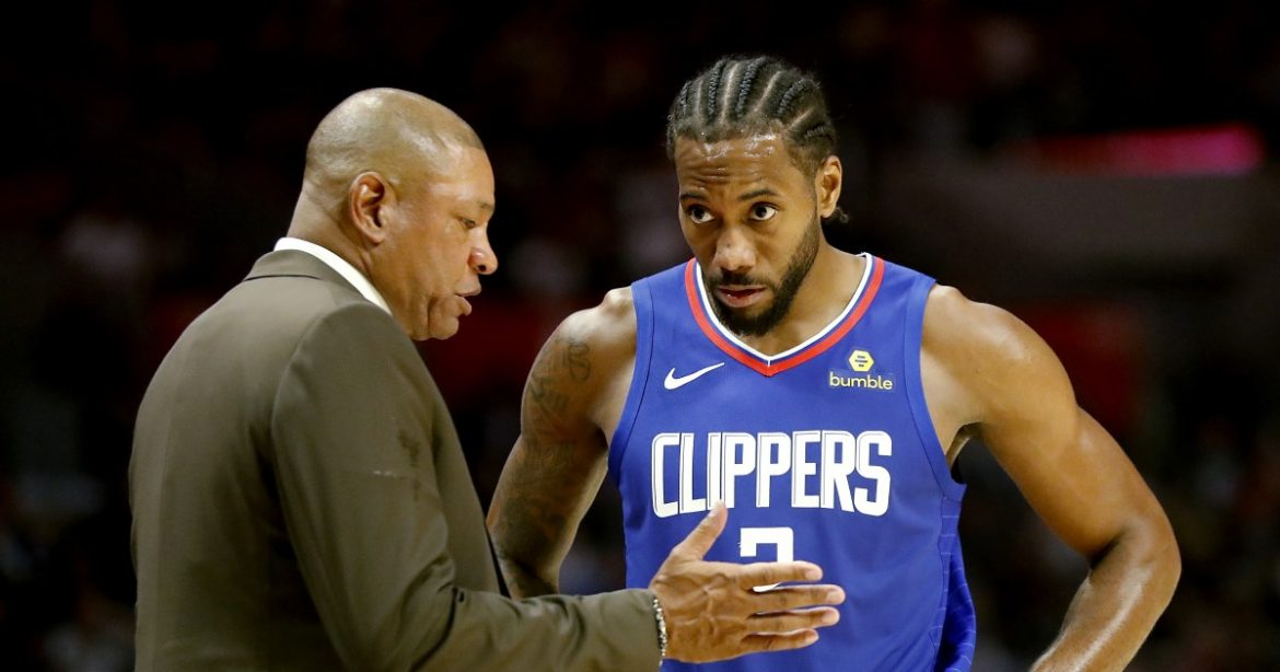 Granderson: Clippers needed a new floor general, not a new sideline general