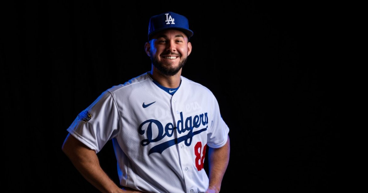 Dodgers protect four prospects from Rule 5 draft by adding them to 40-man roster