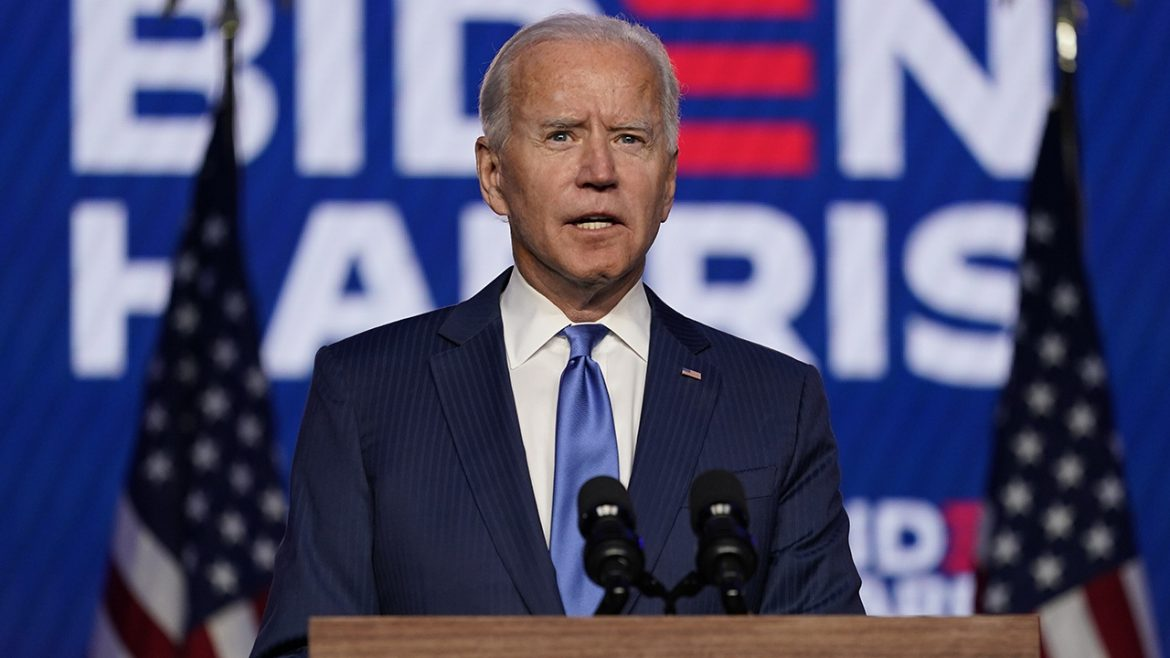 Top GOPers say to wait for vote counts after Biden projected to beat Trump, others congratulate new president