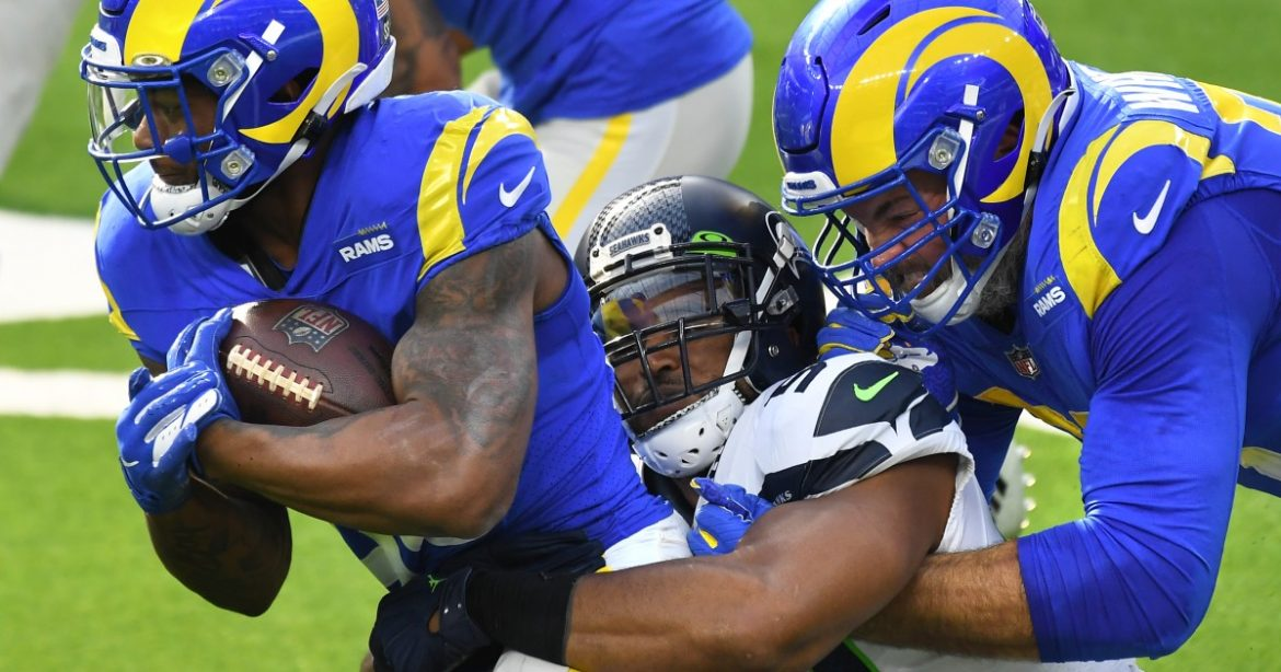 NFL Week 11 picks: Rams, Chargers win; Chiefs get payback over Raiders