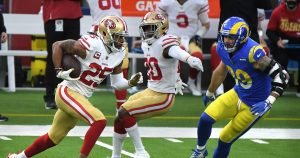 Rams' 23-20 loss to the San Francisco 49ers by the numbers
