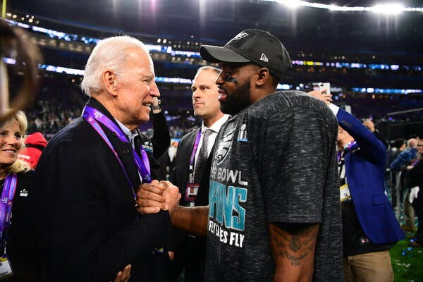 Sports Helped Shape Biden. But Expect a Quieter Fan in the White House.