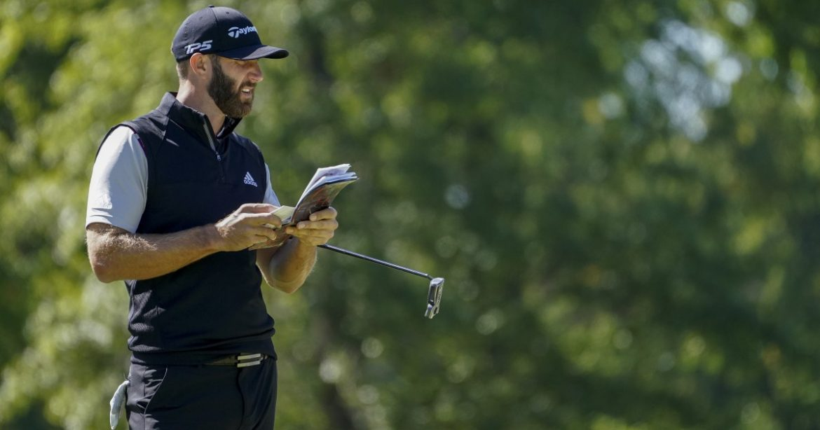 Dustin Johnson makes COVID-19 return in tuneup for Masters