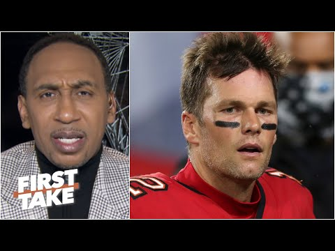 He 'looked like straight garbage' – Stephen A. makes no excuses for Tom Brady | First Take