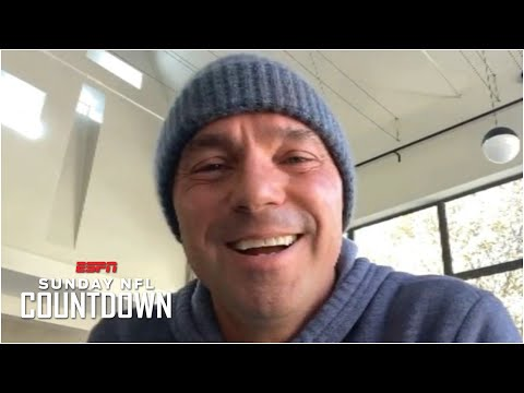 Kenney Chesney on 'The Boys of Fall' and Saints vs. Bucs | NFL Countdown