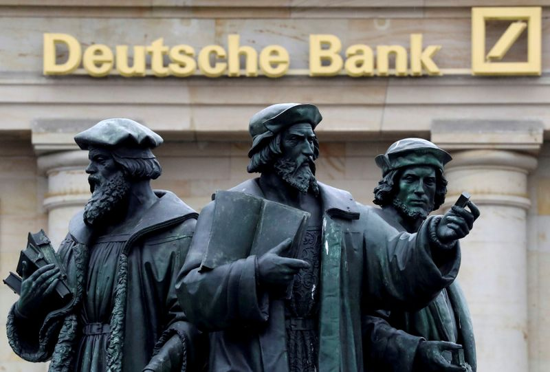 Exclusive: Tired of Trump, Deutsche Bank wants out but sees no good options – sources