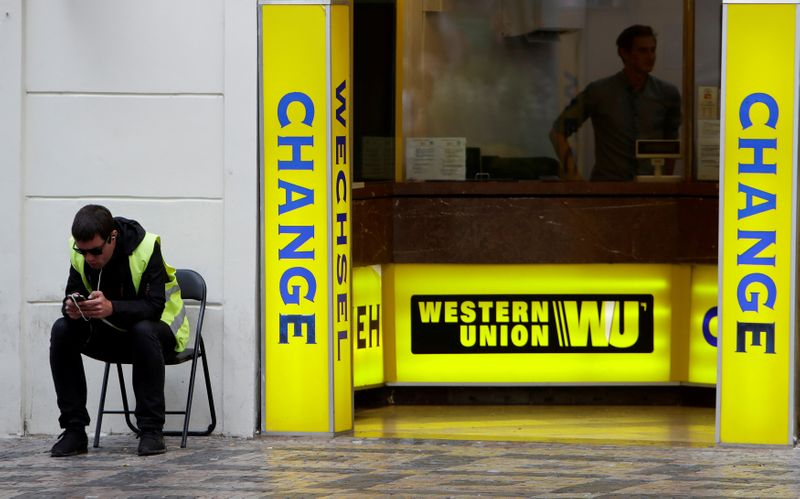 Western Union expects better 2021 after COVID-19 hit, says CFO