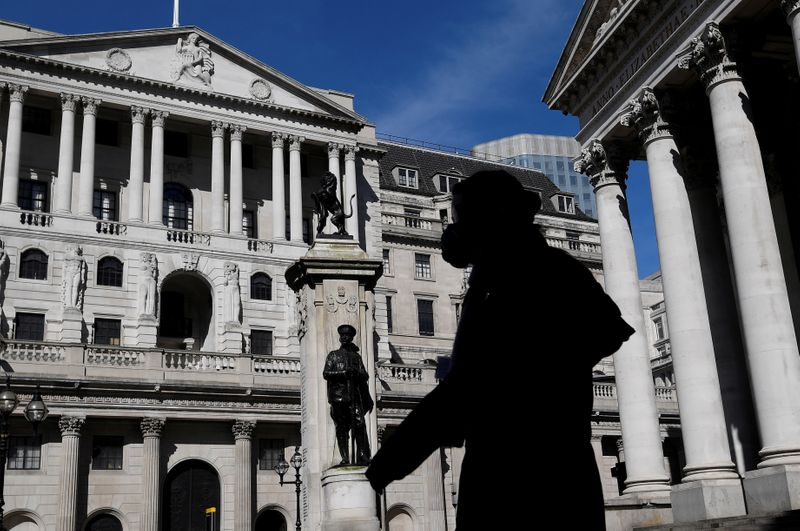 Bank of England ramps up stimulus by another 150 billion pounds