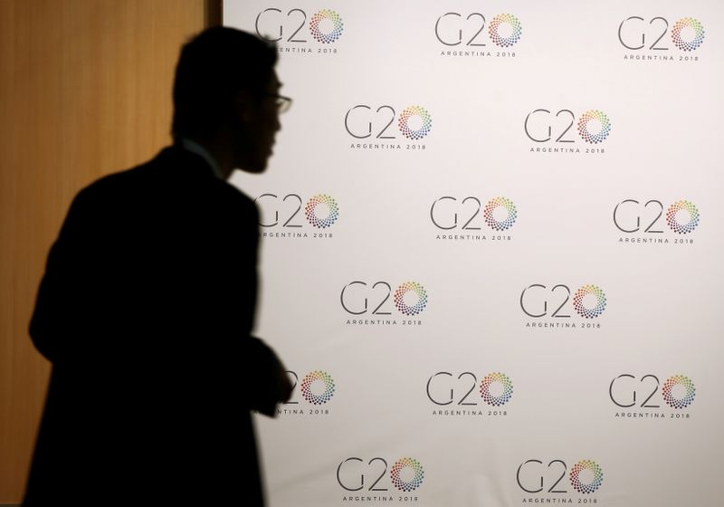 G20 strikes historic debt pact to help poorer states hit by COVID