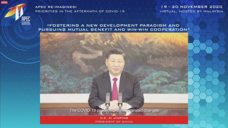 Xi says China must rely on innovation-driven growth model