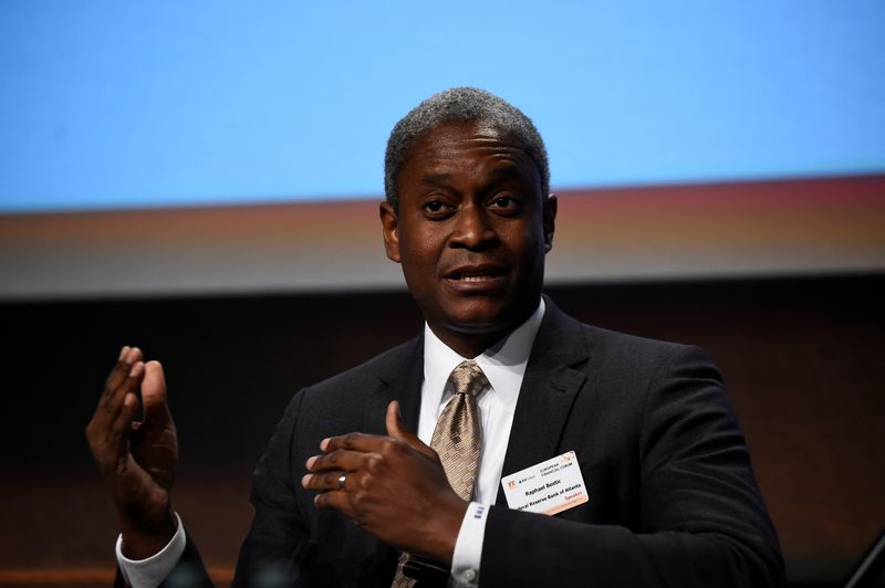 Fed's Bostic: would be prudent to keep U.S. emergency lending programs open