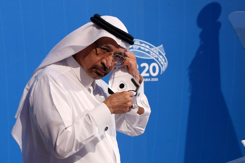 Saudi FDI up in first half of 2020 as economy shows resilience, minister says