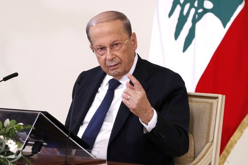 Lebanon's president pledges to revive forensic audit of central bank