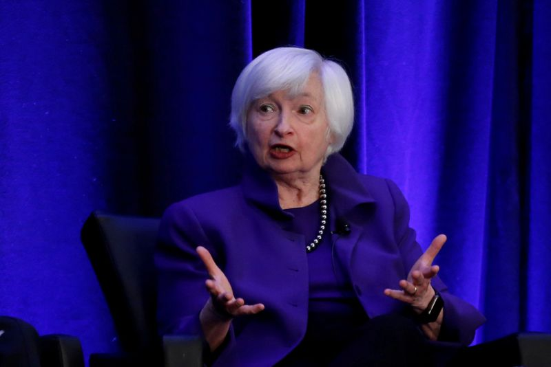 ECB's de Guindos says Yellen's appointment good for global economy