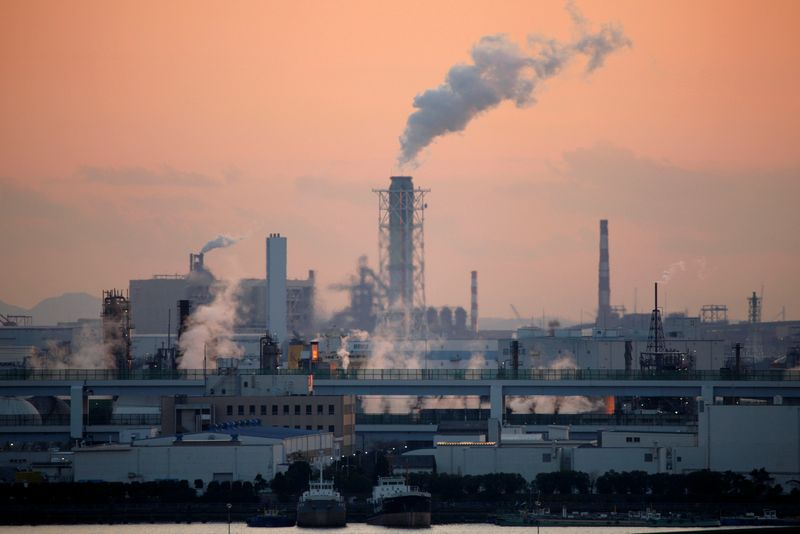 Japan cuts capex view, says overall conditions remain severe in November report