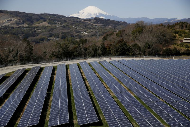 Japan's ruling party to propose big spending on green investment: draft