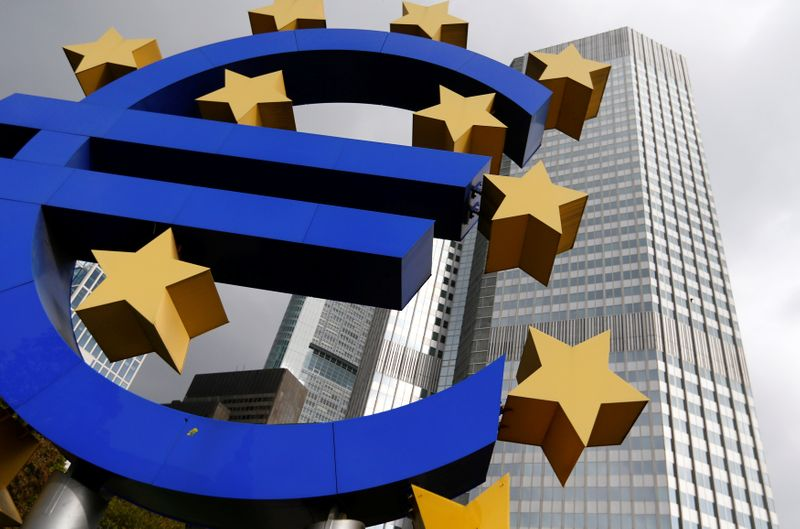 Euro zone banks far behind on climate disclosure: ECB