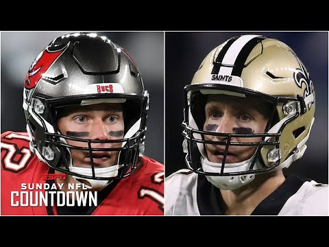 NFL Week 9: Previewing Bucs vs. Saints | NFL Countdown