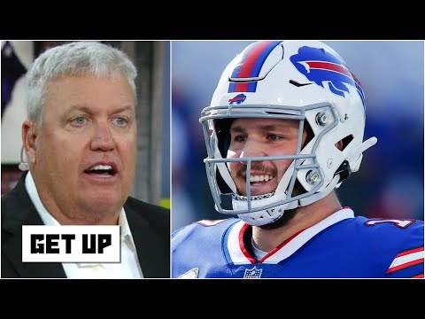 Rex Ryan: Josh Allen is the real deal, but I'm still concerned about the Bills' defense | Get Up