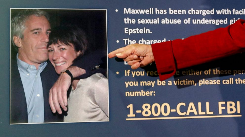 Lawyer: Epstein's ex Maxwell faces onerous jail conditions