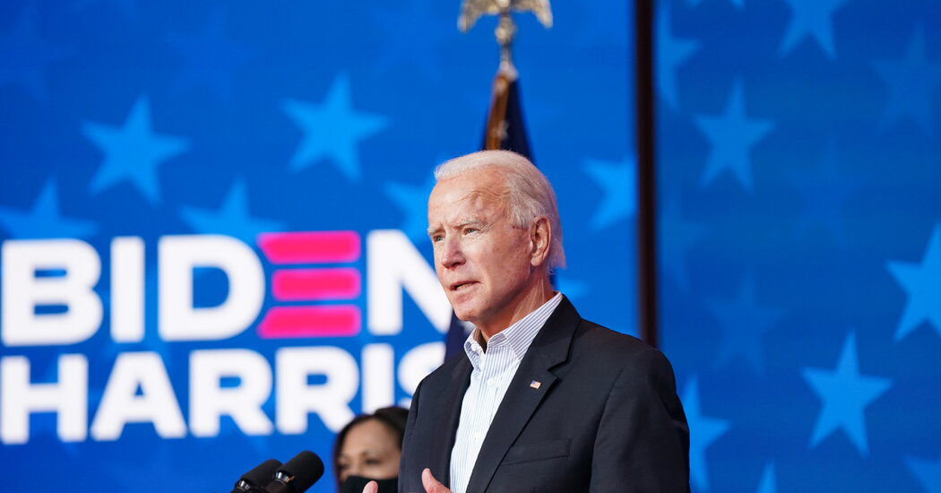 Biden now leads Trump in Georgia, where the count continues.