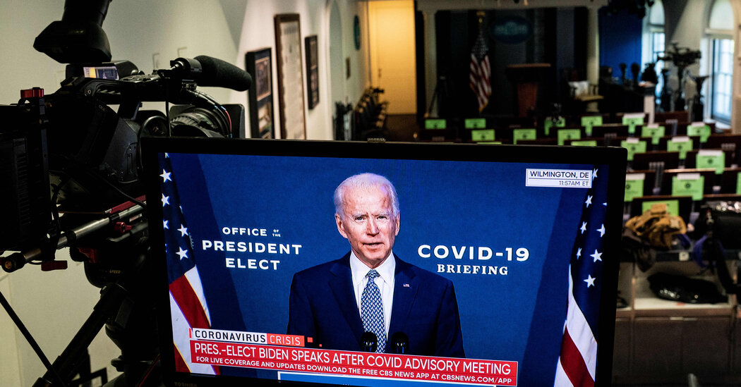 How Trump's Refusal to Concede Affects Biden's National Security Transition