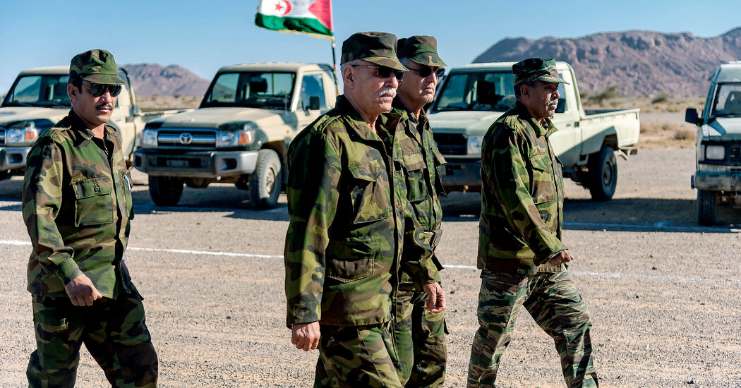 Western Sahara Ends Truce With Morocco