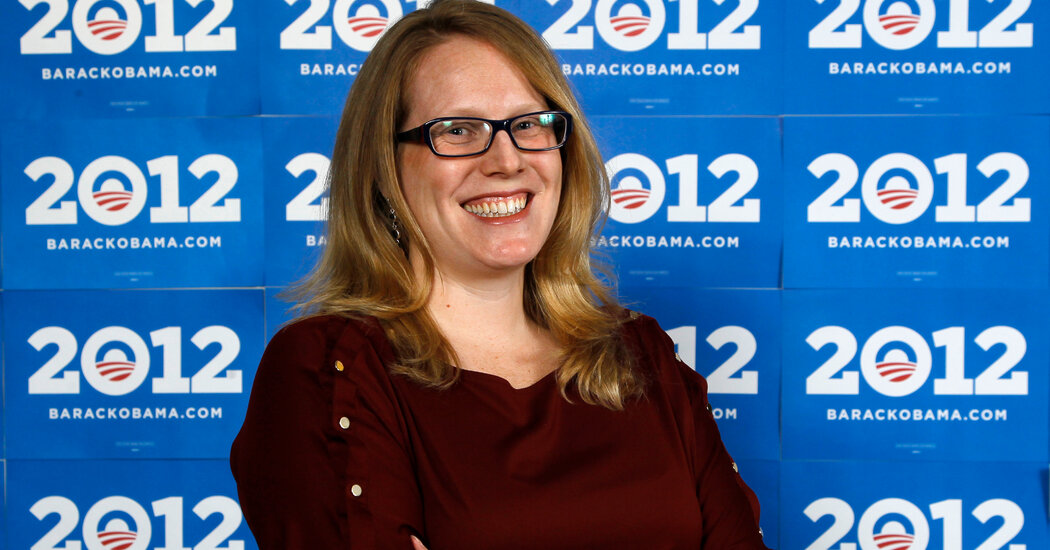 Jennifer O'Malley Dillon, Biden's Campaign Manager, Will Tackle Another Difficult Job
