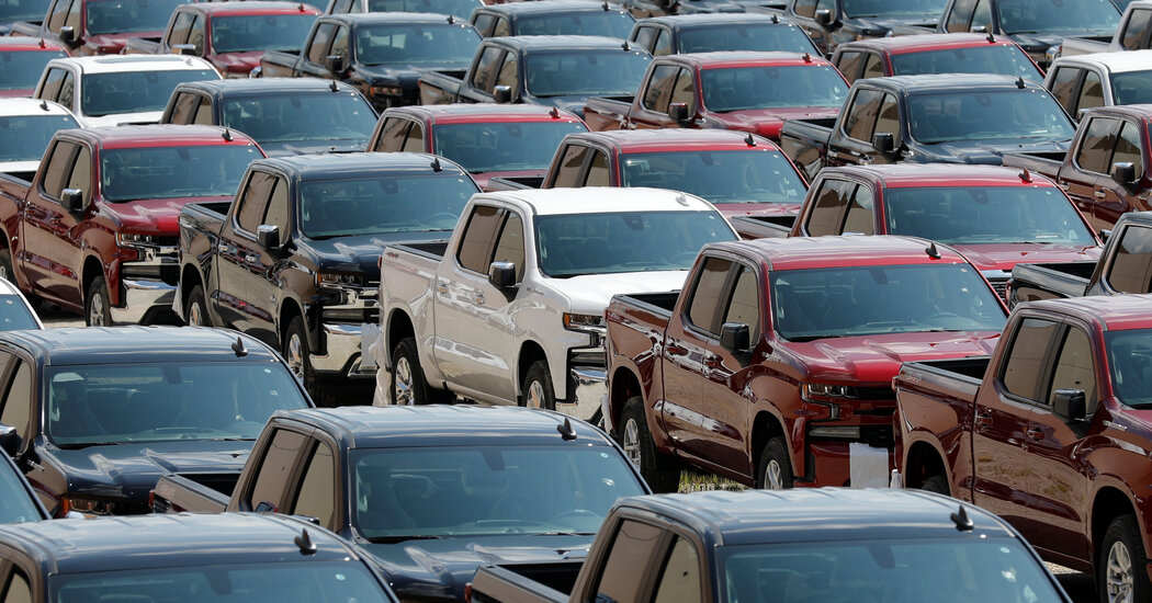 Illegal Tampering by Diesel Pickup Owners Is Worsening Pollution, E.P.A. Says