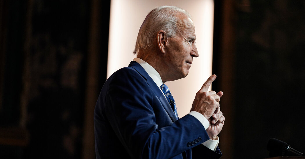 Biden Urges Unity: 'We're at War With the Virus, Not With One Another'