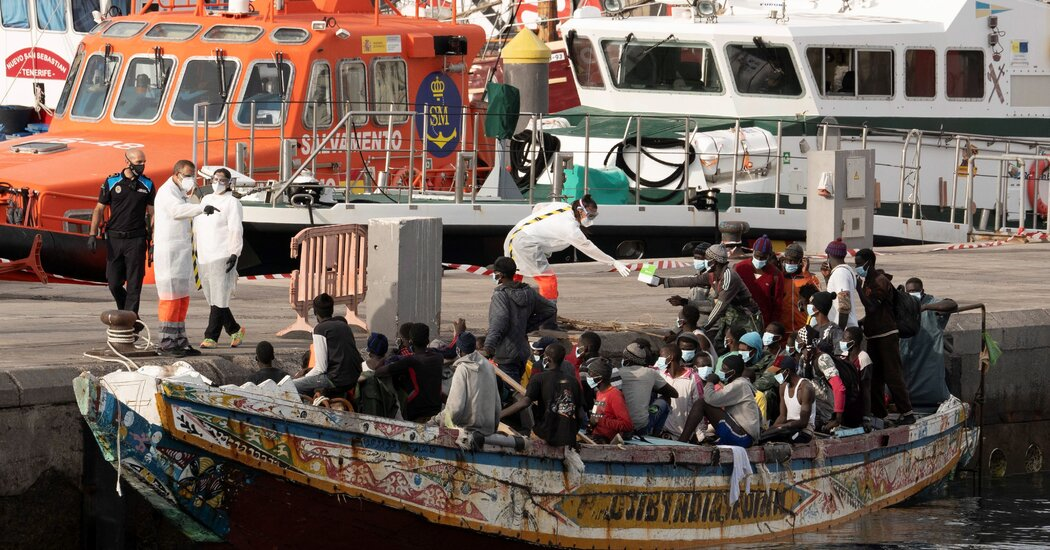 Hundreds Die at Sea Off Senegal's Coast on a Perilous Route to Europe