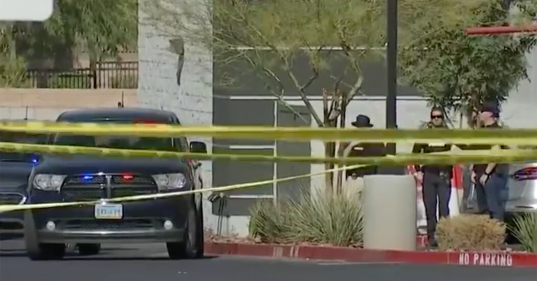 Four Dead After Shooting Involving the Police in Nevada