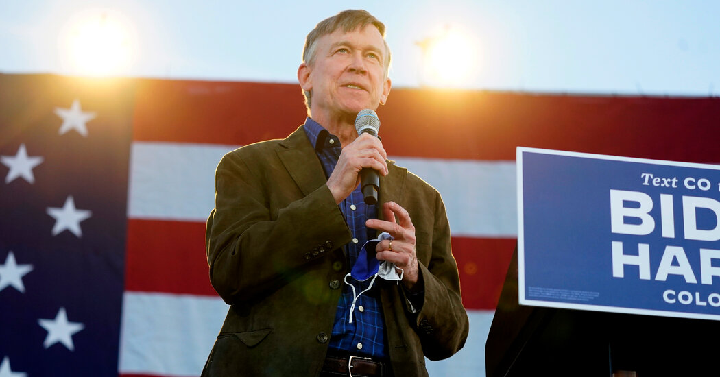 Hickenlooper becomes the first Democrat to flip a Senate seat tonight.