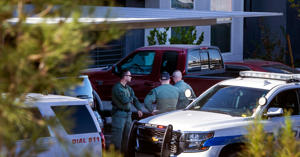 Police in Nevada Reveal New Details About Episode That Left 4 Dead