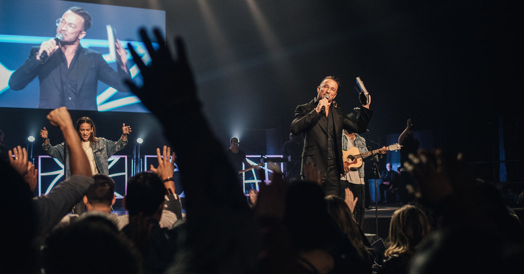 Carl Lentz, Pastor to Celebrities, Is Fired From Hillsong Church